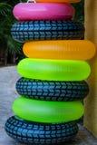 tubes Fotografia de Stock Royalty Free