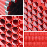 Tubes for construction Royalty Free Stock Photo