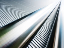 Tubes and corrugated steel Stock Image