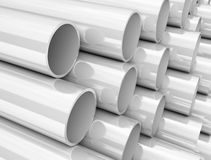 Tubes group Stock Image