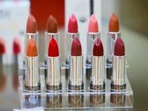 Tubes of lipstick Royalty Free Stock Image