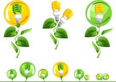 Tubes set of environmental Stock Images