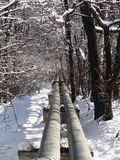 Tubi 2 dell'acqua Fotografie Stock Libere da Diritti