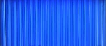 Tubi blu Immagini Stock