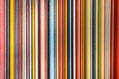 Tubi colorati Fotografia Stock