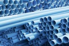 Tubi del PVC immagini stock libere da diritti