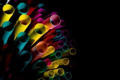 Tubi dell'arcobaleno Fotografia Stock Libera da Diritti