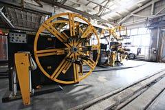Tubi dell'impianto idraulico, industria, Immagini Stock Libere da Diritti
