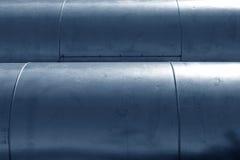 Tubi di acqua Fotografie Stock
