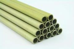 Tubi di alluminio Fotografia Stock Libera da Diritti