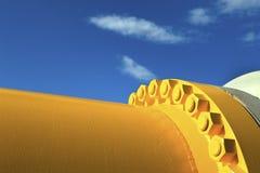 Tubi e valvole Fotografia Stock Libera da Diritti