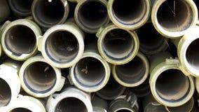 Tubi flessibili Fotografie Stock