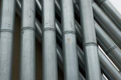 Tubi industriali fotografie stock libere da diritti