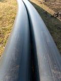 Tubi per acqua Immagini Stock Libere da Diritti