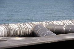 Tubi sporchi Fotografia Stock Libera da Diritti