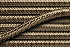 Tubi stridenti flessibili dell'acciaio inossidabile Fotografia Stock Libera da Diritti