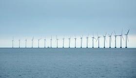 Tubines del vento immagine stock libera da diritti