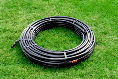 Tubing pipe Royalty Free Stock Images