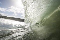 Tubing wave Royalty Free Stock Photos