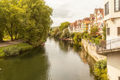 Tubinga, Alemanha fotografia de stock