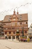 Tubinga, Alemania fotografía de archivo libre de regalías