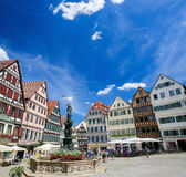 Tubinga, Baden-Wurttemberg, Alemanha imagens de stock royalty free