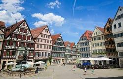 Tubinga, Baden-Wurttemberg, Alemanha foto de stock royalty free