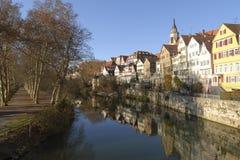 Tubinga, Germania fotografia stock libera da diritti