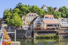 Tubinga, Germania immagini stock libere da diritti