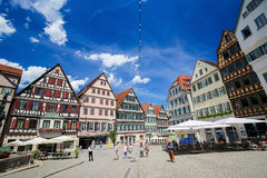 Tubingen, Baden-Wurttemberg, Germany Royalty Free Stock Images