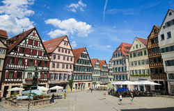 Tubingen, Baden-Wurttemberg, Germany Royalty Free Stock Photo