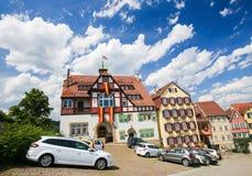 Tubingen, Baden-Wurttemberg, Germany Stock Image