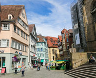 Tubingen, Baden-Wurttemberg, Germany Royalty Free Stock Photos