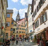 Tubingen, Baden-Wurttemberg, Germany Stock Images