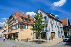 Tubingen, Baden-Wurttemberg, Germany Stock Photography
