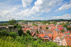 Tubingen, Baden-Wurttemberg, Germany Royalty Free Stock Photography