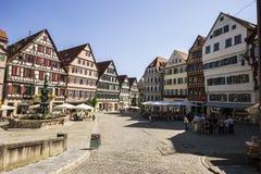Tubingen, Deutschland Lizenzfreies Stockbild