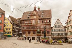 Tubingen, Germany royalty free stock images