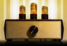 Tubka amplifikator Obrazy Royalty Free
