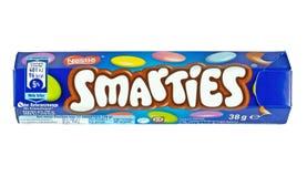 Tubka Nestle Smarties obrazy stock