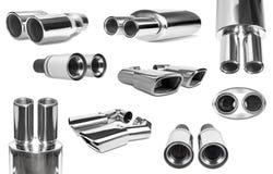 Tubo-accumulazione Immagine Stock