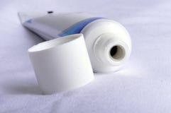 tubo cosmético Fotografía de archivo libre de regalías