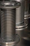 Tubo de acero Imagen de archivo libre de regalías