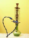 Tubo de agua del tabaco Imagen de archivo libre de regalías