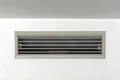 Tubo de aire fotografía de archivo