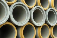 Tubo de alcantarilla Imagen de archivo