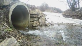 Tubo de desagüe metrajes