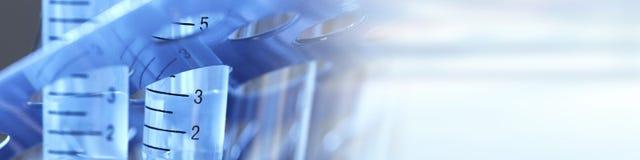 Tubo de ensayo del laboratorio imagen de archivo libre de regalías