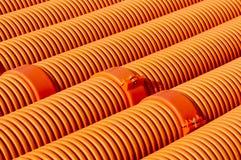 Tubo de goma Imagen de archivo