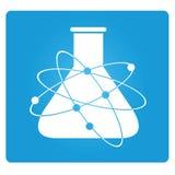 Tubo de la ciencia Imágenes de archivo libres de regalías